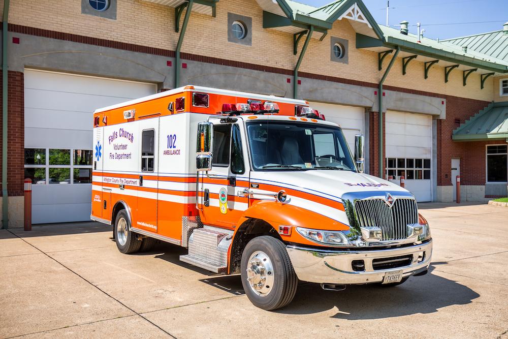 Ambulance 102 1