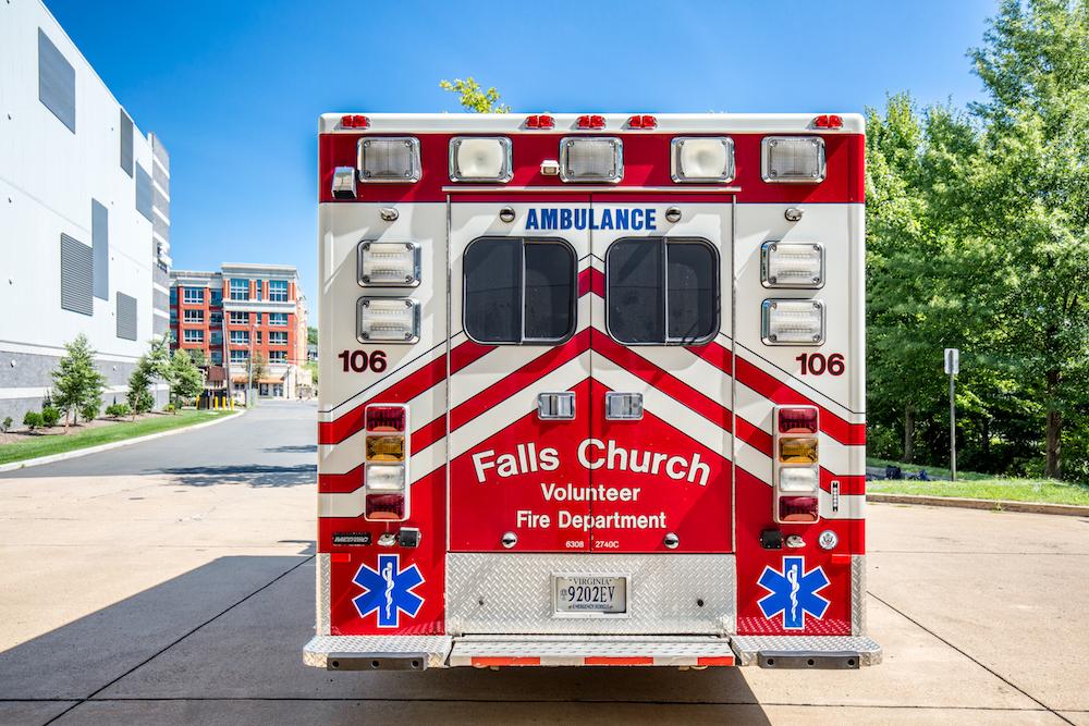 Ambulance 106 3